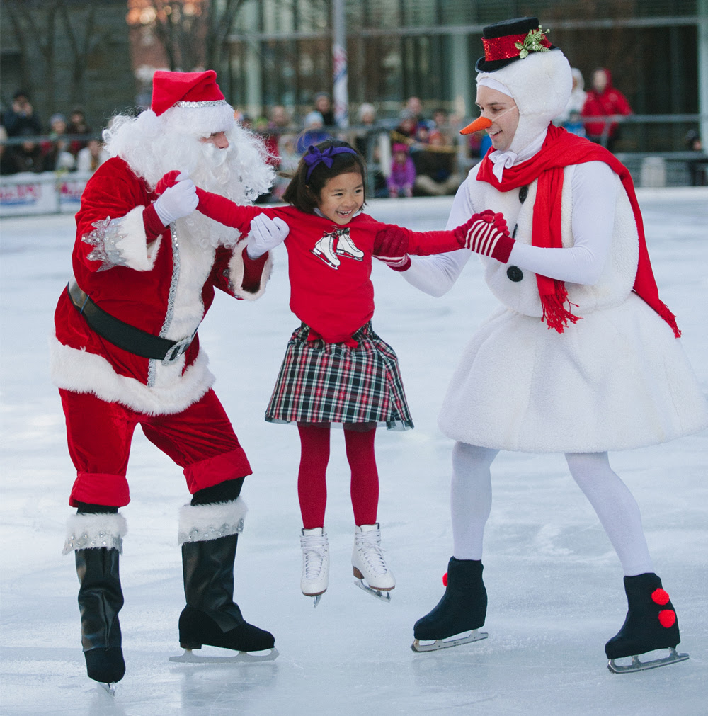 Playdates Guide | Kendall Ice Show| Holiday Science Lecture